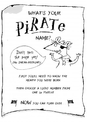 photograph relating to What's Your Pirate Name Printable referred to as Unled